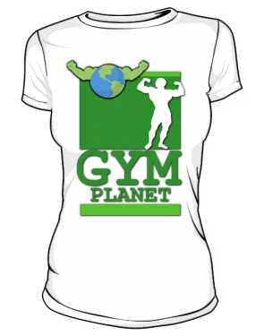 Koszulka z nadrukiem 330246