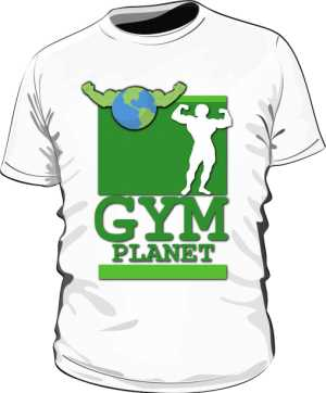 Koszulka z nadrukiem 330247