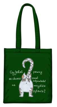 Odpowiedzi torba zielona