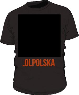 LoLPolska Male Classic Czarna