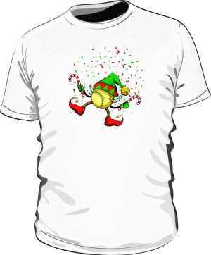 Koszulka z nadrukiem 336097