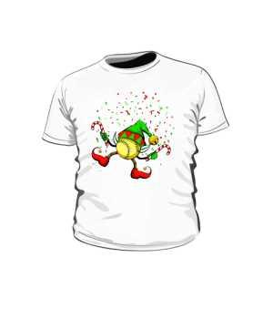 Koszulka z nadrukiem 336098