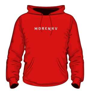 M o r e n k v Close Your Eyes hoodie