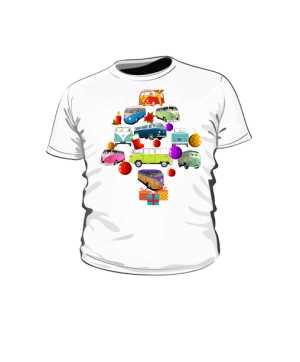 Koszulka z nadrukiem 338685