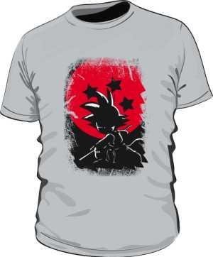 Koszulka z nadrukiem 343462