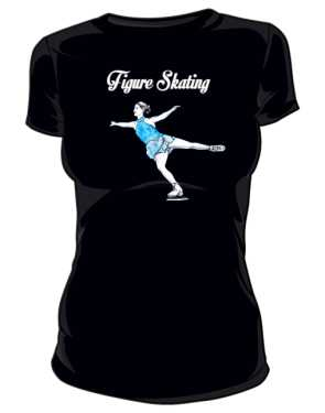 Koszulka figure skating