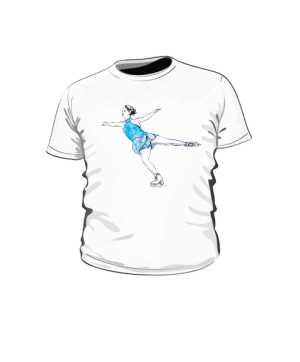 Koszulka dziecięca biała