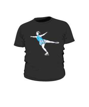 Koszulka dziecięca czarna