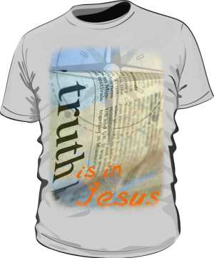 Koszulka męska szara z nadrukiem