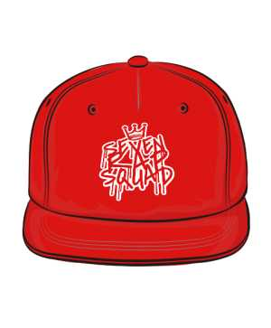 FullCap RED Graffiti KiNG