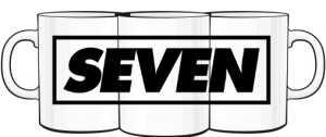 SEVEN Kubek