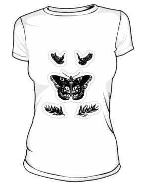 Koszulka Harry Biała Damska