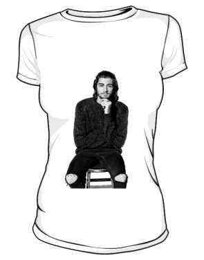 Koszulka Zayn Biała Damska