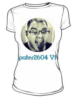 pater2604Yt koszulka damska