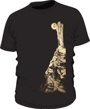 Koszulka męska Led Zeppelin Hermit