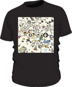 Koszulka męska Led Zeppelin III