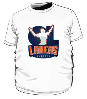 Koszulka XXXL AZS UWM Olsztyn Lakers