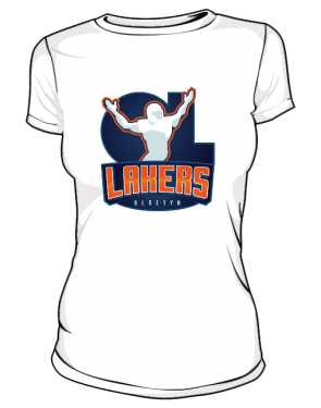 Koszulka Damska AZS UWM Olsztyn Lakers