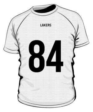 Koszulka sportowa AZS UWM Olsztyn Lakers