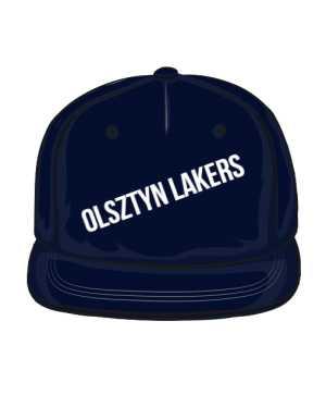 Czapeczka Snap AZS UWM Olsztyn Lakers