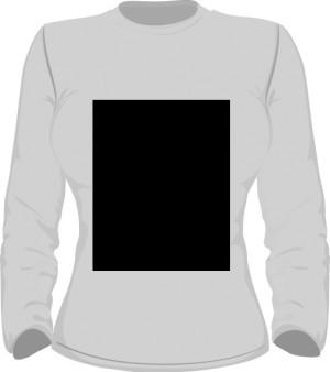 Sweater Bluza Damska Szara