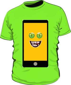 Smartfon emoji A