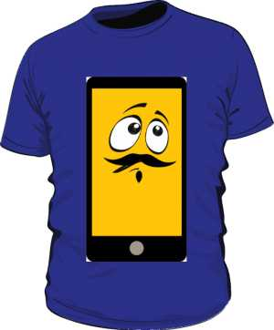 Smartfon emoji C