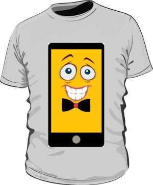 Smartfon emoji D