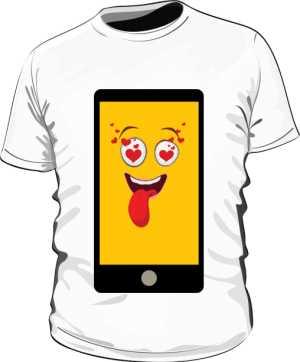 Smartfon emoji E