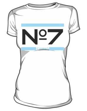 No 7 blue