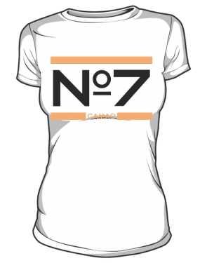 No 7 peach