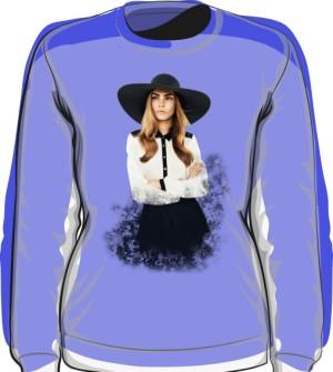 Cara D No 1 Icon Bluza Blue