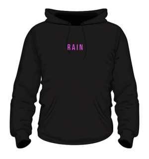 rain hoodie