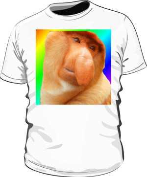 Koszulka męska JANUSZ PRO