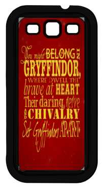 Gryffindor Harry Potter on telephone