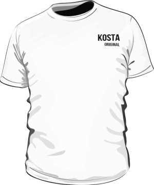 Koszulka z nadrukiem 401502