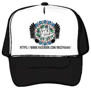 Polskomuzyczna czapka z daszkiem