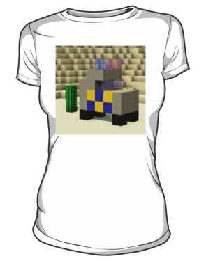 Minecraftowóz