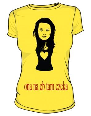 Koszulka z nadrukiem 42119
