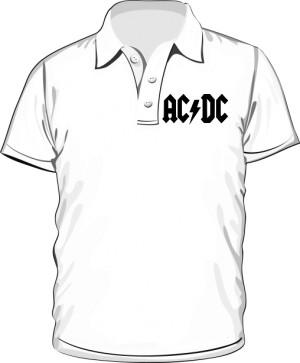 Polo męskie ACDC