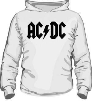 Bluza z kapturem ACDC