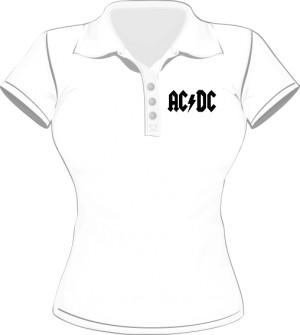 Polo damskie ACDC