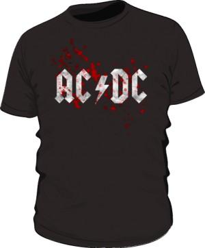 Koszulka męska ACDC LOGO