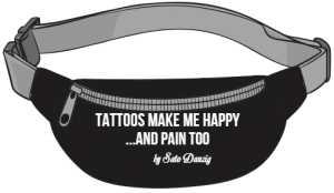 Kidney Bag Tattoo