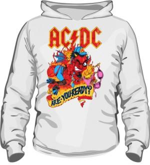 Bluza męska ACDC Are you ready