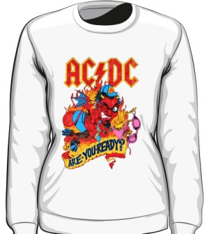 Bluza ACDC Are you ready