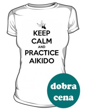 Koszulka damska AIkido C