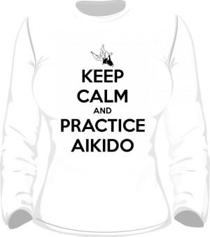Longsleeve damski AIkido C