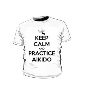 Koszulka dziecięca Aikido C