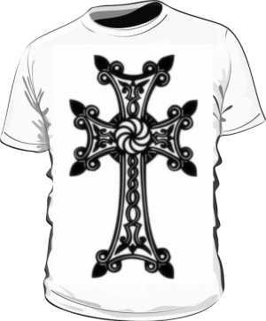 Koszulka z nadrukiem 432569